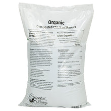 Load image into Gallery viewer, PV Organics Composted Chicken Manure 3-2-2