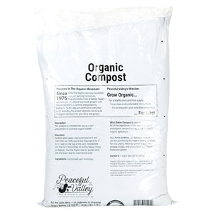 Peaceful Valley Organic Compost