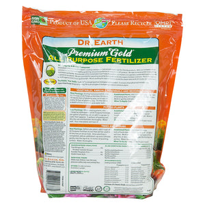 Dr. Earth All Purpose 4-4-4 (4 lb)