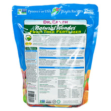 Load image into Gallery viewer, Dr. Earth Fruit Tree Fertilizer 5-5-2 (4 lb)