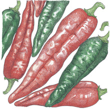 Load image into Gallery viewer, Organic Pepper, Hot New Mexico Joe Parker