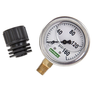 Water Pressure Gauge with Female Hose Thread