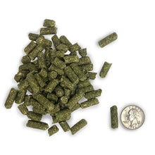 Load image into Gallery viewer, Organic Alfalfa Pellets (50 Lb bag)