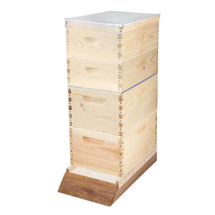 Exclusive 8-Frame Beehive Kit (Assembled)