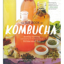 Load image into Gallery viewer, The Big Book of Kombucha