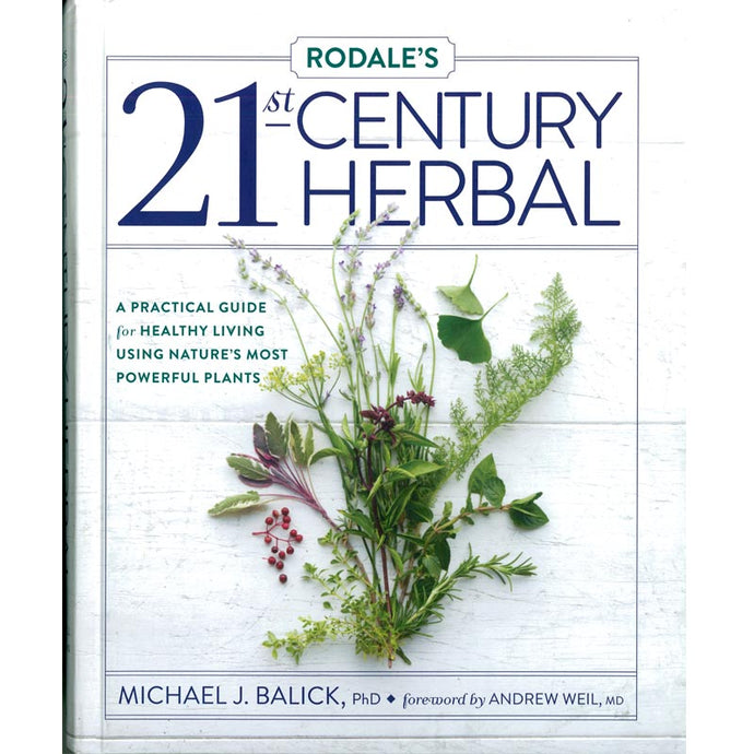 Rodale's 21st Century Herbal