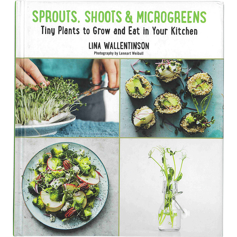 Sprouts Shoots and Microgreens