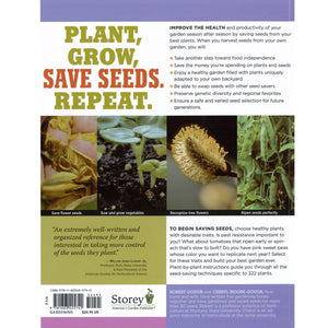 The Complete Guide to Saving Seeds