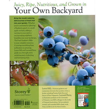 Load image into Gallery viewer, Fruit Gardeners Bible Back Cover
