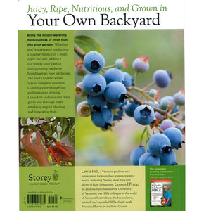 Fruit Gardeners Bible Back Cover