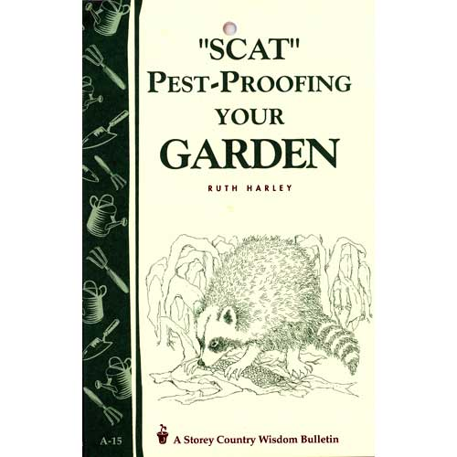 Scat: Pest-Proofing Your Garden