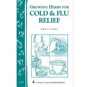Growing Herbs For Cold and Flu Relief
