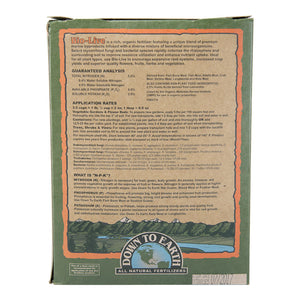 Bio-Live 5-4-2 Fertilizer (5 lb box)