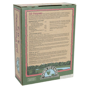 Vegetable & All Purpose Mix 4-6-2 (5 Lb Box)