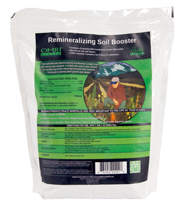 Cascade Minerals Remineralizing Soil Boost (10 lb Bag)