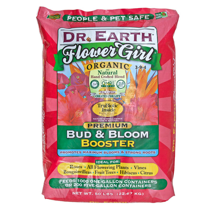 Dr. Earth Bud and Bloom Booster 3-9-4 (50 lb)
