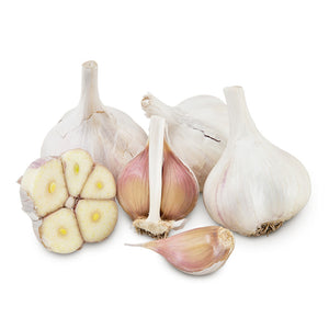 Organic Garlic, Romanian Red (lb)