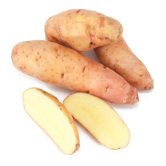 Rose Finn Organic Fingerling Potato (lb)