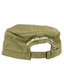 Load image into Gallery viewer, Peaceful Valley Organic Corps Hat (Green)