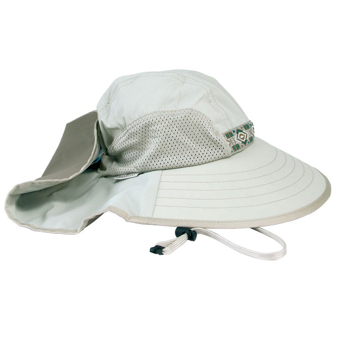 Gardener's Sun Hat, Cream (Large)