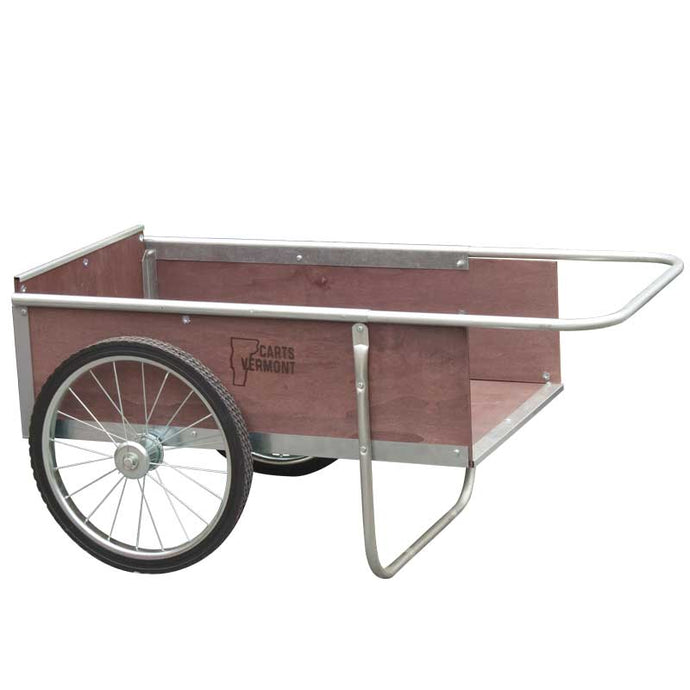 Wooden Garden Cart Medium