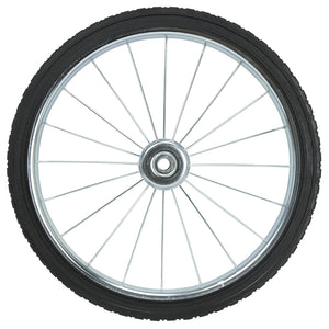 "Replacement Wheel For Medium Wooden Garden Cart ( 20"")"