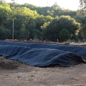 Texel Compostex UV-resistant Compost Cover By The Foot (12' Width)