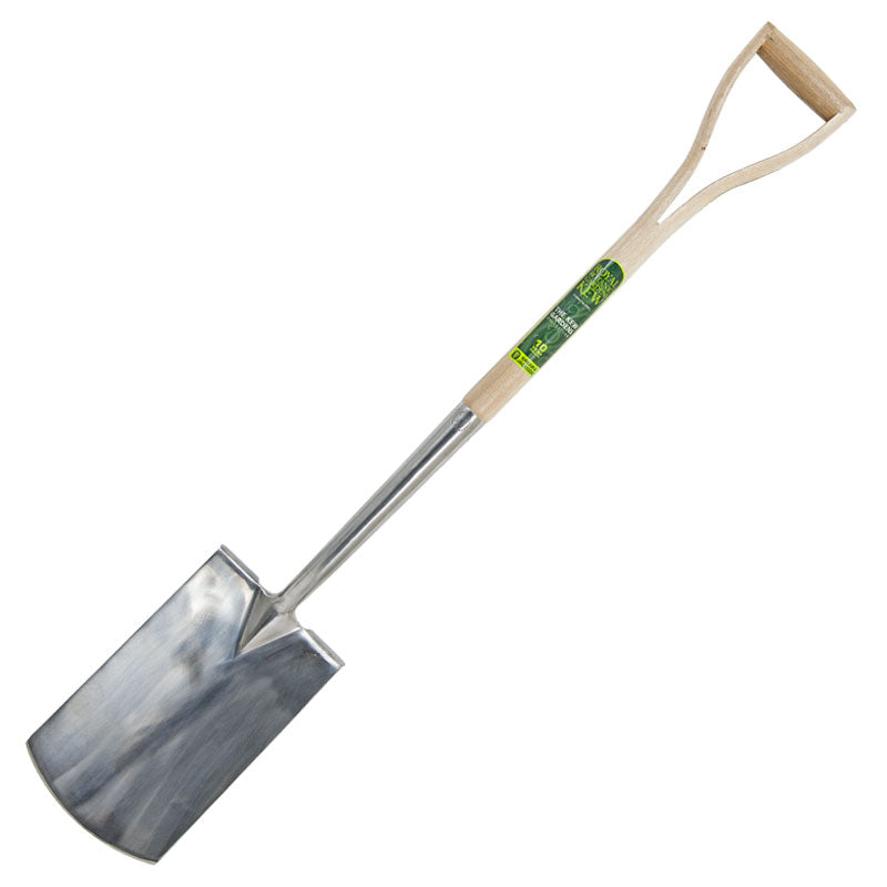 Spear /& Jackson Colours Digging Spade Green D Handle