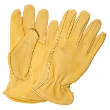 Load image into Gallery viewer, Men's Grain Deerskin Gloves (Large)