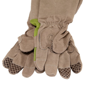 Gloves Professional Rose - Green (X-Large)