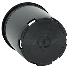 Load image into Gallery viewer, Black Plastic Pot (1 gallon size)