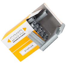 Load image into Gallery viewer, Staples for Ring Pliers Binding Machine (960/box)