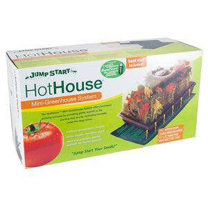 Hot House Heated Seed Starting Tray