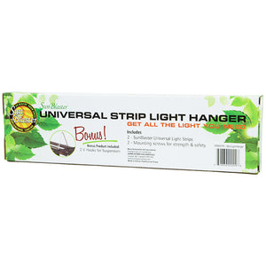 Sunblaster Universal Strip Light Hanger