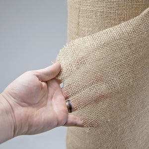 100% Natural Burlap (4' x 250' Roll)