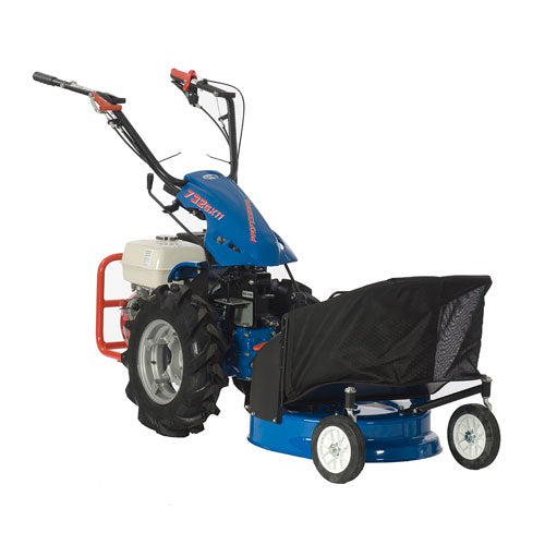 BCS Tiller Attachments - Lawn Mower With Catcher 22