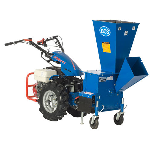 BCS Tiller Attachments - Chipper Shredder