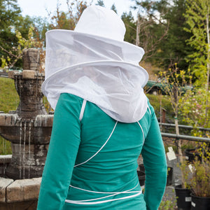 Beekeeper Hat & Veil One Size