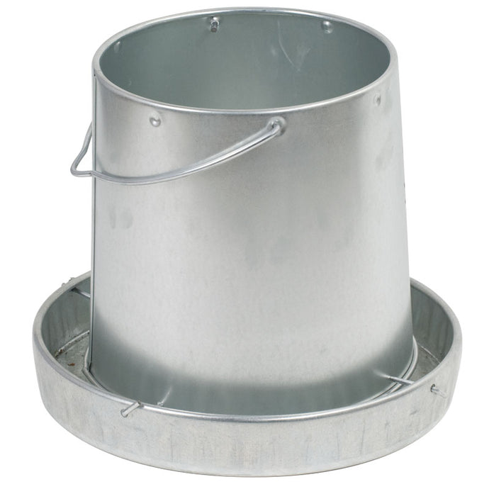 Chicken Feeder Galvanized 12lb