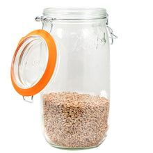 Load image into Gallery viewer, Le Parfait Canning Jar (51 oz) (1.5 L)