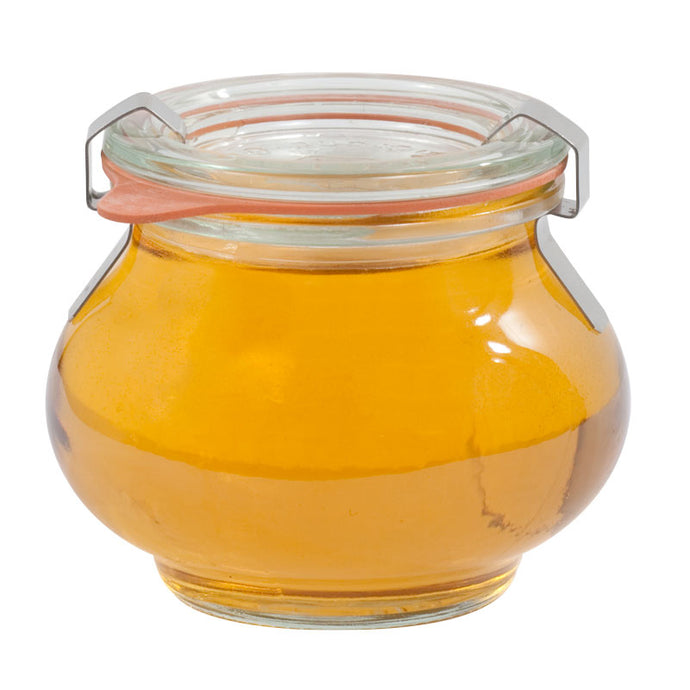 Weck Canning Jar - Mini Deco (7.4 oz) (Case of 6)
