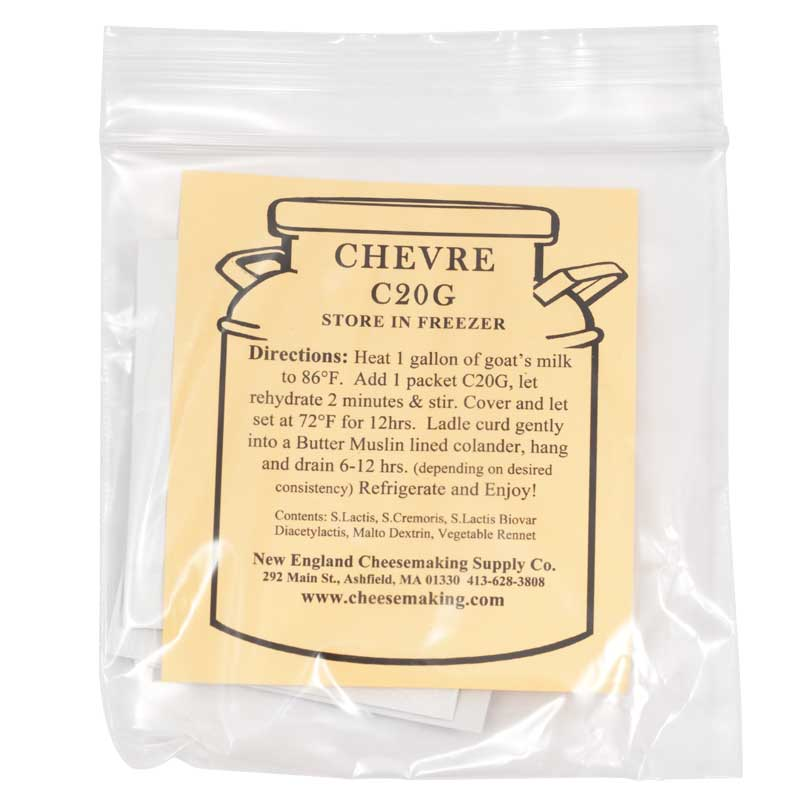 Chevre Culture DS (5/Pack)