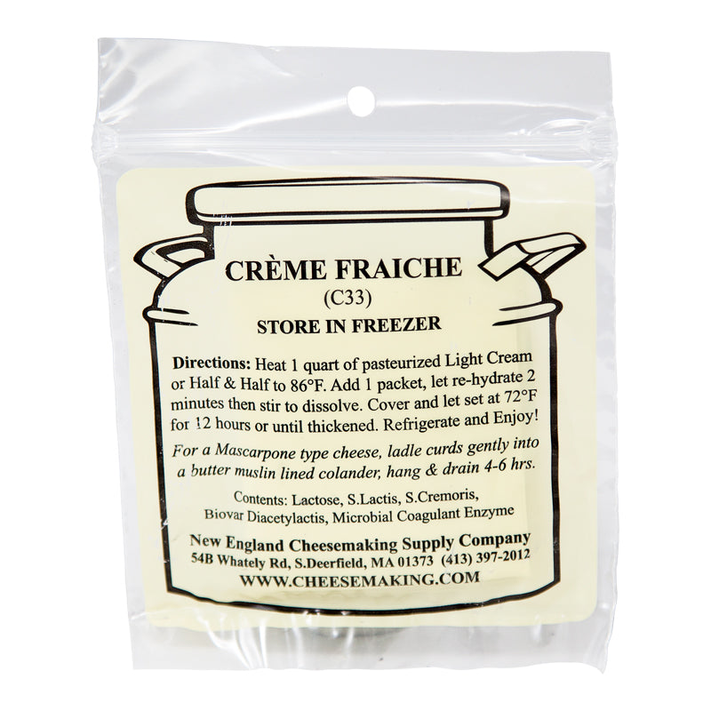 Creme Fraiche Culture, Direct Set (5/Pk)