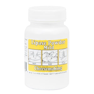 Lipase Powder Italase Mild 1 oz