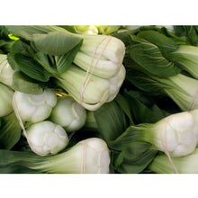 Load image into Gallery viewer, Organic Greens, Pak Choi Baby Shanghai (1/4 lb)