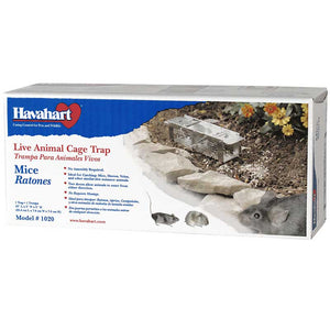 "Havahart Trap - Model 0 (10""x3""x3"") - For Mice, Rats, Voles and Shrews"