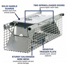 "Load image into Gallery viewer, Havahart Trap - Model 1 (18""x5""x5"")  For Chipmunks, Rats, Squirrels or Weasels"