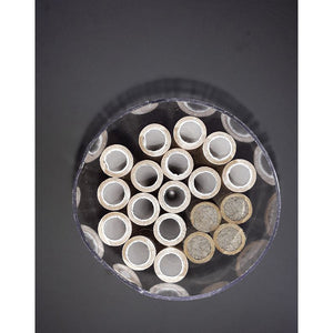 Orchard Mason Bees, Canned Bees Kit-Tubes