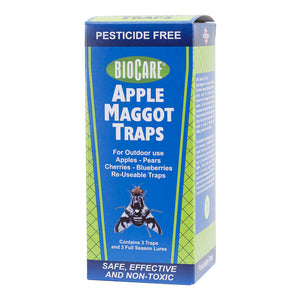 Apple Maggot Trap Kit (3 complete traps)