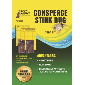Consperce Stink Bug Trap Kit